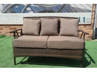 Двухместный диван для сада 907702