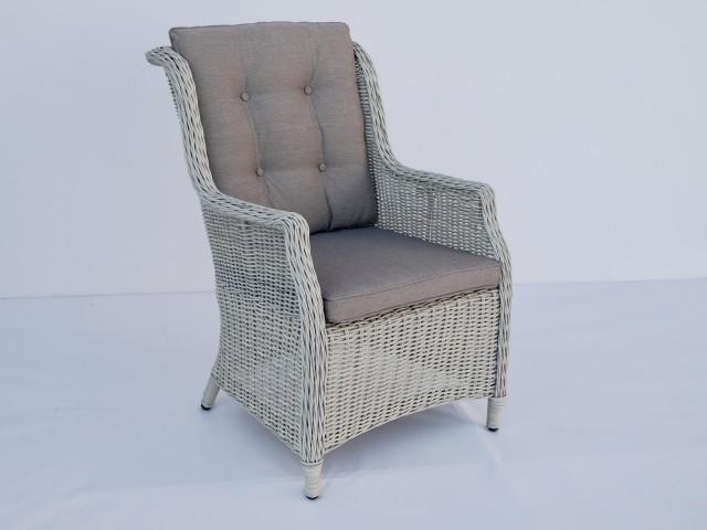 Кресло 1605-3 Цвет: Светло-серый