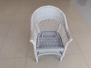 Комплект мебели BURTON 5 Цвет: Светло-серый