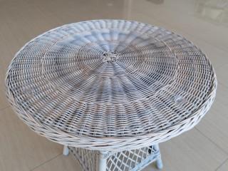 Комплект мебели BURTON 3 Цвет: Светло-серый