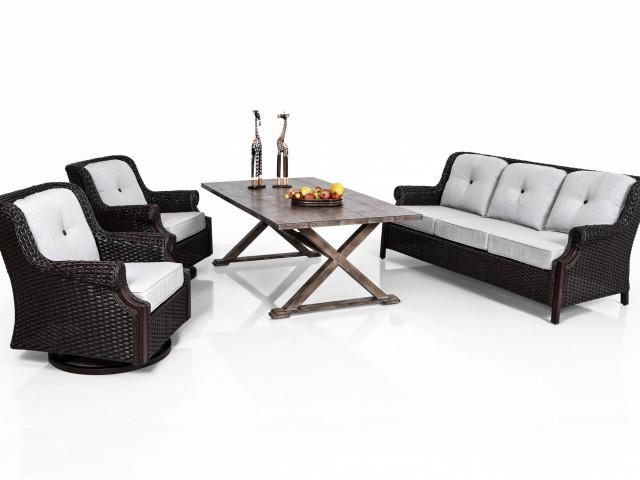 Комплект садовой мебели Lassen