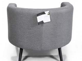 Комплект мебели (Диван трехместный + 2 кресла + 1 стол) LV-SF-1810S SET Цвет: Серый
