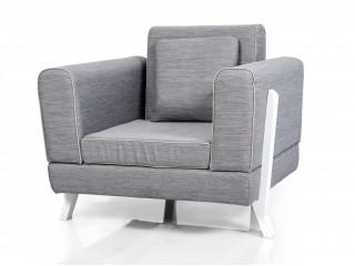 Комплект мебели (Диван трехместный + 2 кресла + 1 стол) VIANO 1A